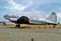 CP-1655 @ SLLP - Curtiss C-46D-15-CU Commando [33294] La Paz-El Alto Int'l~CP 07/04/2003 - by Ray Barber