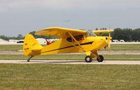 N4518H @ KOSH - Piper PA-15