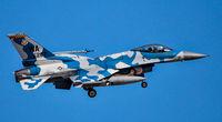87-0267 @ KLSV - F-16C 87-0267 64th Aggressor Squadron (64 AGRS) - Red Flag 16-3 Las Vegas - Nellis AFB (LSV / KLSV) TDelCoro July 26, 2016 - by Tomás Del Coro