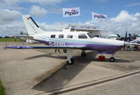 D-EEPD @ EGBK - D-EEPD at AeroExpo Sywell 2.7.16 - by GTF4J2M