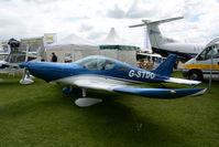 G-STDO @ EGBK - G-STDO at AeroExpo Sywell 2.7.16