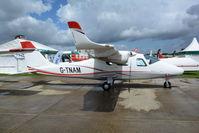 G-TNAM @ EGBK - G-TNAM at AeroExpo Sywell 2.7.16