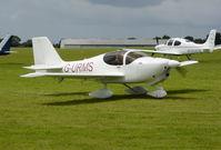G-URMS @ EGBK - G-URMS at AeroExpo Sywell 2.7.16