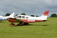N8289A @ EGBK - N8289A at AeroExpo Sywell 2.7.16