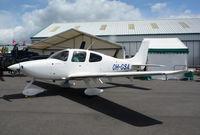 OH-GSA @ EGBK - OH-GSA at AeroExpo Sywell 2.7.16