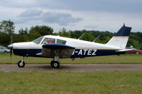 G-ATEZ @ EGBP - Piper PA-28-140 Cherokee [28-21044] Kemble~G 11/07/2004 - by Ray Barber