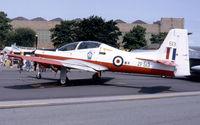 ZF513 @ EGXW - Airshow 1995 - by kenvidkid