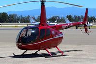 N633AS @ KRDD - Newer Air Shasta R-66 on the ramp. - by TOM VANCE