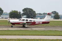 N9519C @ KOSH - Piper PA-32RT-300