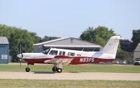 N33PS @ KOSH - Piper PA-32RT-300