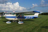 N11573 @ KCWI - CESSNA 150 FLY IN - by Floyd Taber