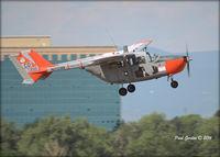 N21299 @ KAPA - Takeoff