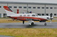 N500LU - P46T - Kyrgyz International Airlines