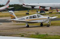 D-EMTK @ EGHH - At Airtime - by John Coates