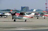 JA3959 @ RJNA - Cessna TU.206G Turbo Stationair 6 [U206-05024] Nagoya-Chubu~JA 04/11/2005