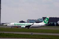 2dc797c0d5 PH-HSW - B738 - Transavia