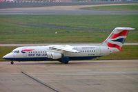 G-CFAE @ EGBB - BAe 146-RJ100 [E3381] (British Airways/CitiExpress) Birmingham Int'l~G 02/12/2004 - by Ray Barber