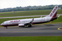 D-ABBJ @ EDDL - Boeing 737-86Q [30286] (Air Berlin) Dusseldorf~D 18/05/2005 - by Ray Barber