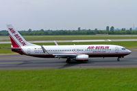 D-AHFS @ EDDL - Boeing 737-86N [28623] (Air Berlin) Dusseldorf~D 19/05/2005 - by Ray Barber