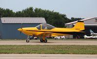 N453YR @ KOSH - Falco F-8L