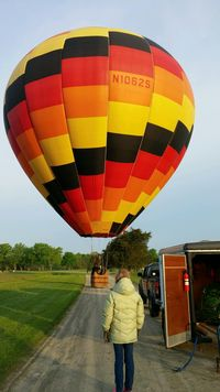 N1062S - FLIGHT FROM COLUMBIA COUNTY - by BOB DETKA