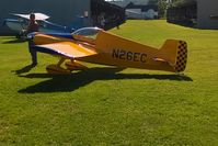 N26EC @ 2D7 - Father's Day breakfast fly in at Beach City, Ohio