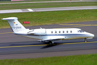 D-CRHR @ EDDL - Cessna Citation III [650-0142] (Euro Flight Service) Dusseldorf~D 19/05/2005 - by Ray Barber