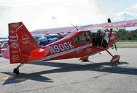 N90GK @ 4N1 - Greg Koonz is the organizer of many airshows; his aircraft feature prominently.  This new aircraft shows off the lines of its Bellanca Citabria forebear. - by Daniel L. Berek