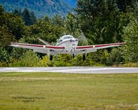 N3083C @ 3W5 - 2016 North Cascades Vintage Aircraft Museum Fly-In Mears Field 3W5 Concrete Washington - by Terry Green