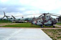 511 - Mil Mi-4A Hound [15114] (Ex Polish Air Force) Krakow Museum-Malopolskie~SP 20/05/2004 - by Ray Barber
