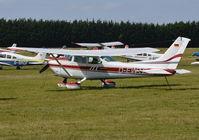 D-EWTE @ EGLM - Cessna 182Q Skylane at White Waltham. Ex N97536 - by moxy