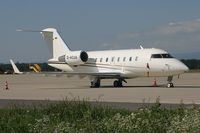 D-ACUA @ LOWG - DC Aviation Challenger 605 - by Andi F