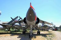 103 - Dassault Mirage F1 C, Preserved at at les amis de la 5ème escadre Museum, Orange - by Yves-Q