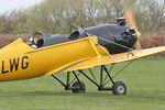 G-RLWG @ EGBR - Ryan ST3KR at Breighton Airfield, March 27th 2011. - by Malcolm Clarke