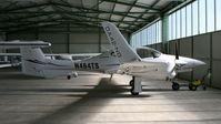 N464TS - DA42 - Nordwind Airlines