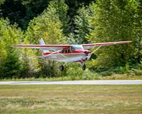 C-GXJU @ 3W5 - 2016 North Cascades Vintage Aircraft Museum Fly-In Mears Field 3W5 Concrete Washington - by Terry Green