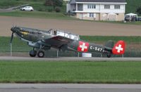 D-FRBI - with the original engine, Air 14 - by olivier Cortot