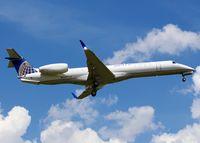 N11191 @ KSHV - At Shreveport Regional. Maintenance flight. - by paulp