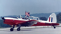 N125BB @ KOFF - OFFUTT Air Show in the 80s - by Floyd Taber