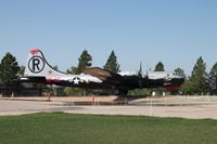 44-87779 @ KRCA - At the South Dakota Air & Space Museum - by Glenn E. Chatfield