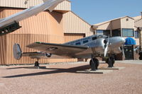 52-10866 @ KRCA - At the North Dakota Air & Space Museum - by Glenn E. Chatfield