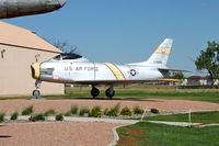 53-1302 @ KRCA - At the South Dakota Air & Space Museum - by Glenn E. Chatfield