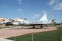 56-1017 @ KRCA - At the South Dakota Air & Space Museum - by Glenn E. Chatfield