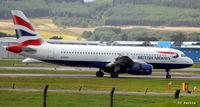 G-EUUA @ EGPD - Aberdeen Shuttle - by Clive Pattle