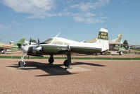 57-5872 @ KRCA - At the South Dakota Air & Space Museum - by Glenn E. Chatfield
