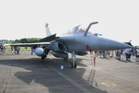 138 @ LFOT - Dassault Rafale C, Static display, Tours-St Symphorien Air Base 705 (LFOT-TUF) Open day 2015 - by Yves-Q