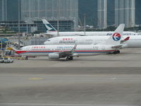 B-5100 @ VHHH - on apron at HKG - by magnaman