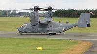 12-0063 @ EDQD - USAF Osprey, Bayreuth Airport Bindlacher Berg - by flythomas