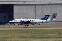 C-GPCW @ CYVR - Landing - by Guy Pambrun