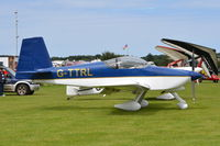 G-TTRL @ X3CX - Parked at Northrepps. - by Graham Reeve